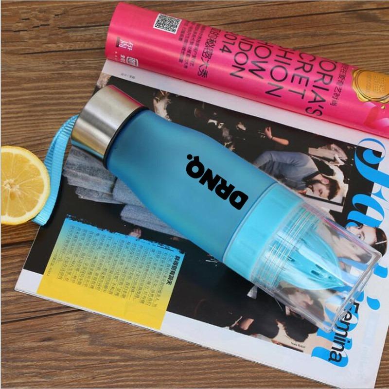 DRNQ waterbottle design