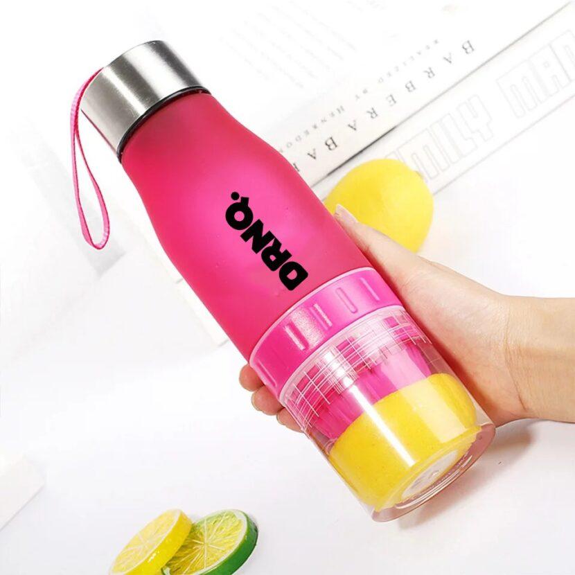 DRNQ waterfles design